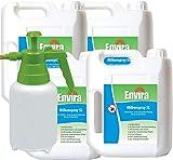 ENVIRA Milben Gift-Spray 4x5Ltr+2Ltr Sprüher