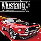 Classic Mustang Kalender 2018 - Klassische Mustangs Kalender 2018 - 18-Monatskalender