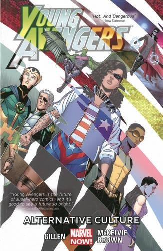 Young Avengers Volume 2: Alternative Cultures (Marvel Now) (Young Avengers 1)