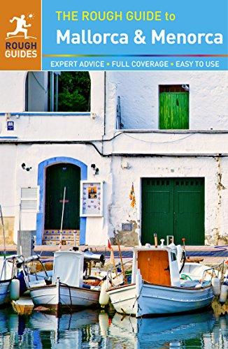 Mallorca & Menorca - 7th Edición Rough Guide (Rough Guides) por Vv.Aa.