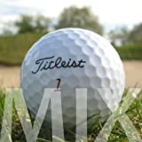 50 Titleist Mix Lake Balls/PALLINE DA GOLF – QUALITÀ...