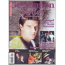 GENERATION SERIE [No 37] du 01/07/2001 - ANGEL - DAVID BOREANAZ - FARSCAPE - ROCKNE S.O. BANNON - X-FILES - 8EME SAISON - L'HOMME QUI VALAIT TROIS MILLIARD - AGATHA CHRSTIE'S - MISS MARPLE.