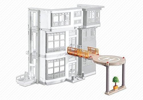 Playmobil 6445 - Helipuerto Hospital Infantil