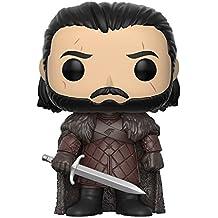 Funko Pop! TV: Game of Thrones - Das Lied von Eis und Feuer - Jon Snow König des Nordens Vinyl Figur
