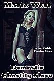 Domestic Chastity Slave: A Foot Fetish Femdom Story (English Edition)