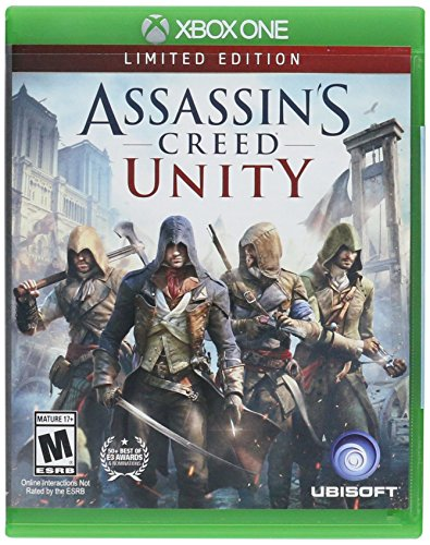 Assassins Creed Unity Limited Edition (Launch Only 51Kf9GaoQzL