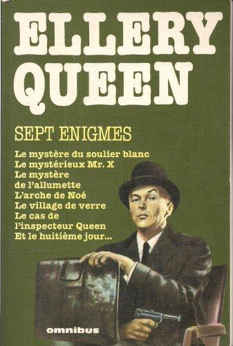 Sept énigmes par Ellery Queen