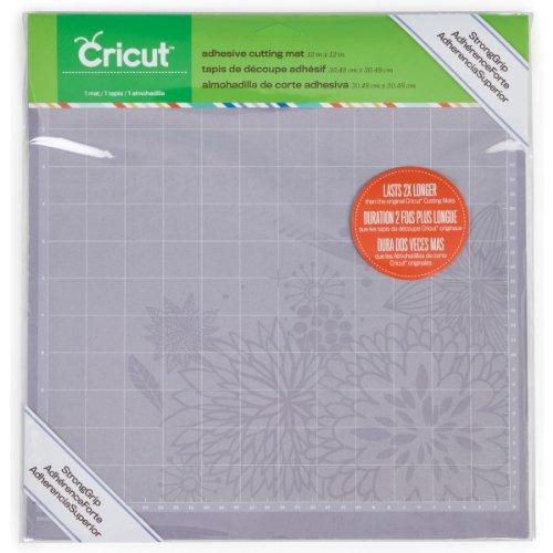 Preisvergleich Produktbild Cricut Schneidematte mit starkem Halt, selbstklebend, 30,5 x 30,5cm, Lila