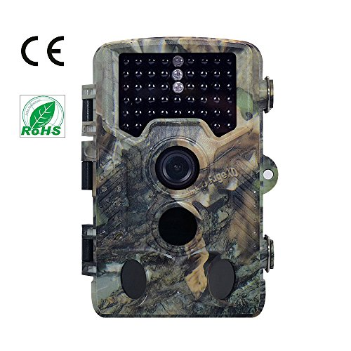 cxyp-H881-Cmara-de-caza-full-HD-16-MP-1080P-ideal-para-los-cazadores-deteccin-gran-ngulo-de-120--3-zonas-de-deteccin-de-movimiento-por-infrarrojos-no-luminosas-con-visin-nocturna-46led-infrarrojos-pan