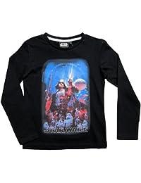 Star Wars Kollektion 2016 Langarmshirt 104 110 116 122 128 134 140 146 Shirt Jungen Neu Pullover
