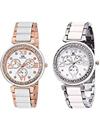 IIk Collection Watches Analogue Multicolour Dial Women's Watch