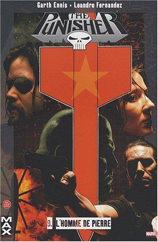 The Punisher, Tome 9 : L'homme de pierre par Garth Ennis
