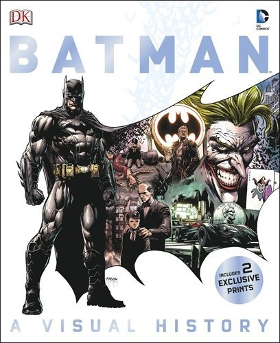 Batman A Visual History (Dk Slipcase) by Matthew K. Manning (1-Oct-2014) Hardcover