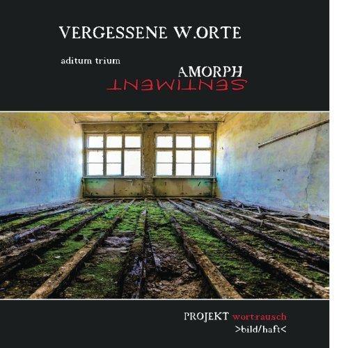 Vergessene W.Orte: aditum trium Amorph/Sentiment (Vergessene W .Orte >bild/haft<, Band 3)