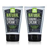 Pacific Shaving Company Natural Shaving Cream (2 Pack)