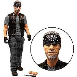 Mezco Toyz Sons of Anarchy Exclusive Action Figure Clay Morrow [Bandana]