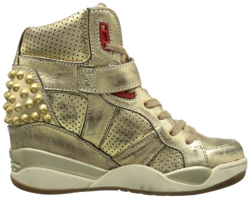 Ash Freak 99499-1 Damen Sneaker Gelb (gold 3007)