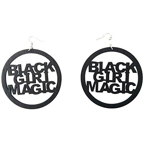 black-girl-magic-earrings-natural-hair-african-american-woman-earring-wood-jewelry-black