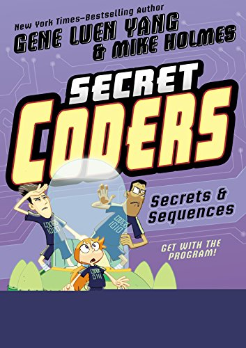 Secret Coders por Gene Luen Yang