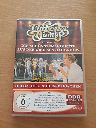 Vol. 5: Helga, Hits und heiße Höschen (DDR TV-Archiv)