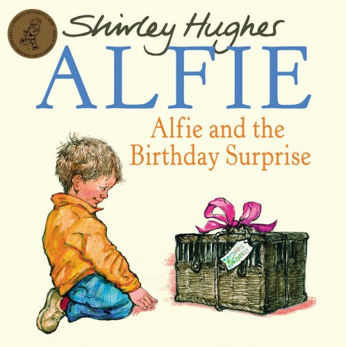 Alfie and the birthday surprise