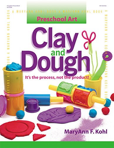 Clay and Dough: It's the Process, Not the Product! (Preschool Art)