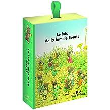Le Loto de la Famille Souris (boîte de jeu)