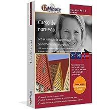 Curso de noruego para principiantes (A1/A2): Software compatible con Windows y Linux. Aprende noruego con el método de aprendizaje de memoria a largo plazo