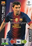 Panini Adrenalyn XL Champions League 2012/13 Lionel Messi STAR-SPIELER TRADING CARD - FC Barcelona