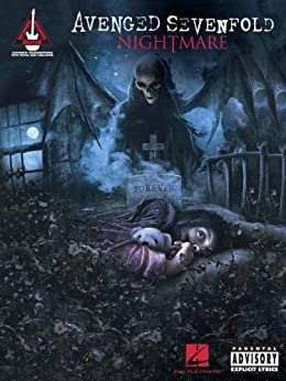 Avenged Sevenfold - Nightmare Songbook (Guitar Recorded Versions) de [Sevenfold, Avenged]