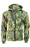 Authentic StormKloth Camouflage Country Camo Zipper Hoodie ZIp Top, camouflage, XXXXX-Large