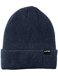 ... Abbigliamento   Uomo   Accessori   Cappelli e cappellini   Etnies.  Etnies - Berretto in Maglia - Uomo 4f6de94327c3