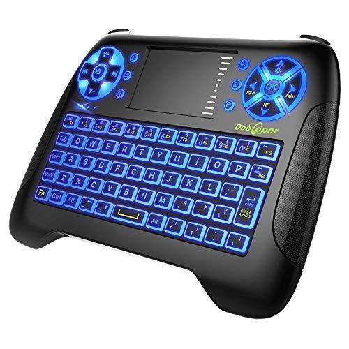 Wireless Mini tastiera con touchpad del mouse / 10 Meter...