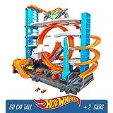 Hot Wheels Megagaraje, Coches Juguetes, (Mattel FTB69)