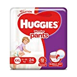 Huggies Wonder Pants  XXL Diapers (24 Pieces)