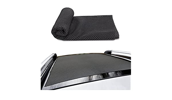 Car Roof Mat Rooftop Pads Protective Layer Paint Anti Scratch Storage Bag Grip