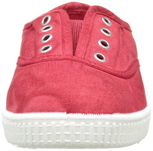 Kaporal Vynso, Baskets Basses Mixte Enfant Rouge