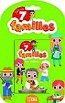 Jeux 7 Familles - les m�tiers - d�s 5...