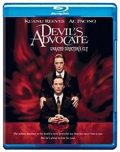 Devil's Advocate [Blu-ray] [1997] [US Import]
