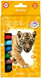 Herlitz 8647950 Wachsmaler 8er Pretty Pets V