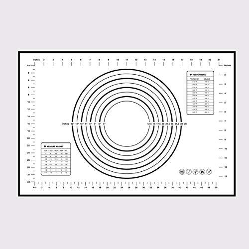kmatte für Pizza-Teigmacher Gebäck Küche Gadgets Kochutensilien Backutensilien Knetzubehör ()