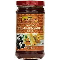 Lee Kum Kee Pflaumen Sauce (aus China, süß, fruchtig, ohne Glutamat, ohne Konservierungsstoffe, ohne Farbstoffe, vegan) 3er Pack (3 x 165 ml)