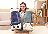 KLGG Pillow Single Male Student Dormitory Bed Girl Cartoon Household Simple with...