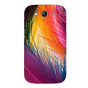 Back cover for Samsung Galaxy Grand Neo Feather