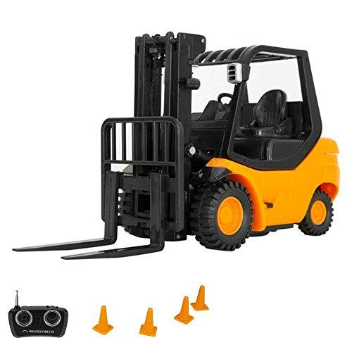 RC ferngesteuerter mini Gabelstapler-Modell Stapler-Modellbau Forklift, Maßstab 1:20
