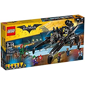 LEGO DC Comics 70908 Batman Movie The Scuttler Batman Toy: LEGO ...