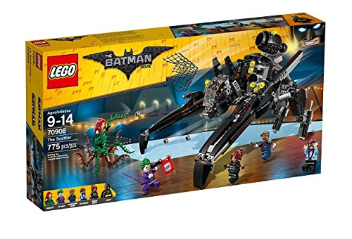 LEGO The Batman Movie 70908 - Der Scuttler, Batman Spielzeug