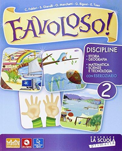 Favoloso. Per la Scuola elementare! Con e-book. Con espansione online: 2