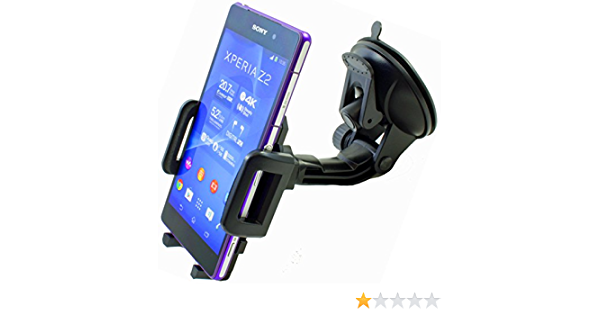 Navitec24 360 Universal Kfz Halter Pkw Auto Halterung Drehbar Car Holder Phone Mount Navigation