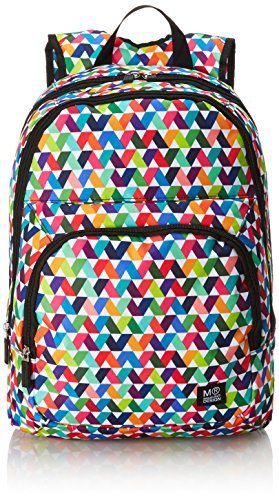 Miquelrius Origami Light Mochila Triple, Multicolor